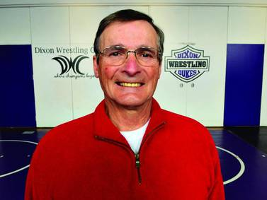 Longtime Dixon wrestling coach, official, scorer getting two Hall of Fame nods this winter