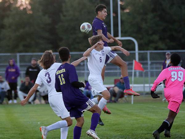 Class 1A IVC Boys Soccer Sectional: Mendota advances to final; Somonauk's season ends