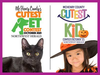 Enter our October Cutest Contests