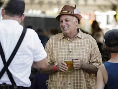 Photos: Oktoberfest in Downers Grove