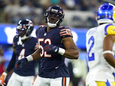 Hub Arkush: Is Bears defense over the hill? Or has it just forgotten what it takes to be great?