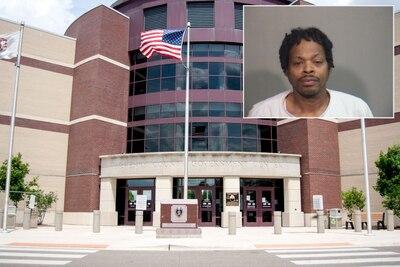 Man accused of firing gun outside Woodstock apartment