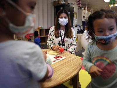 How suburban school districts are scrambling after pandemic exacerbated teacher shortage