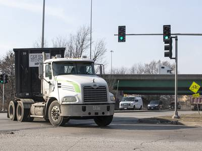 Another truck stop planned for Houbolt Road bridge area