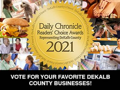 Vote for your favorite DeKalb County businesses!