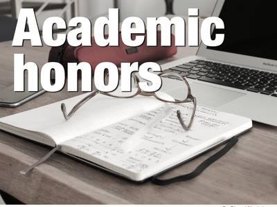 Area collegians mark summer achievements