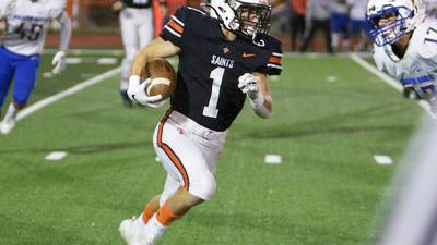 Live coverage: St. Charles East at Edwardsville football