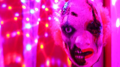 Photos: Insanity Haunted House opens this weekend at the Peru Mall
