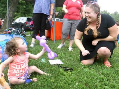 Photos: DeKalb Chamber hosts Family Fun Fest