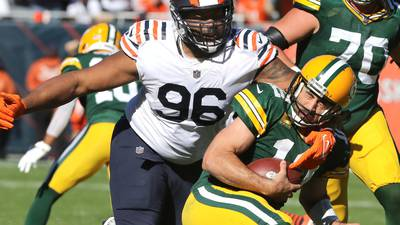 Bears injury report: Several starters sit out practice Wednesday; Cohen's status remains unchanged