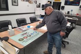 Village of Standard seeks donations to complete memorial to veterans