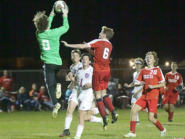 Boys soccer: Streator storms back to top Ottawa 4-2 in regional semifinals
