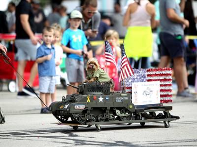 Photos: 75th Annual La Grange Pet Parade
