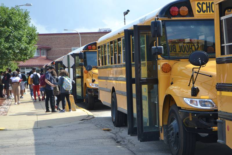 Joliet Township High School 204,  Joliet West High School, education