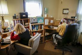 Faith based hotline hosting online fundraiser, novena and taking prayer requests