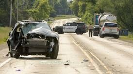Update: police identify Kirkland man killed in three-vehicle crash at Rt. 64, First Street Wednesday