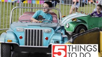 5 things to do in McHenry County