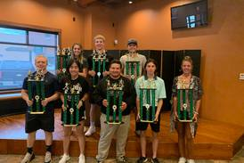 West Carroll student athletes competed in multiple sports