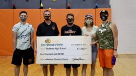 McHenry High School rolls out adventure education program