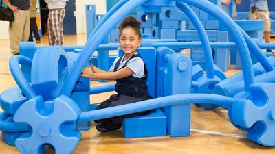 St. Charles Park District: Indoor play option for rainy & cold days
