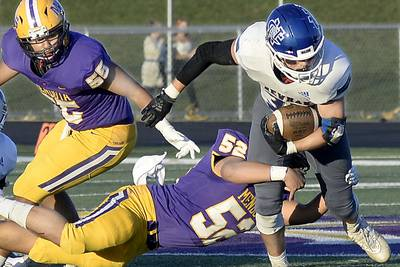 Newman pulls away from Mendota in second half