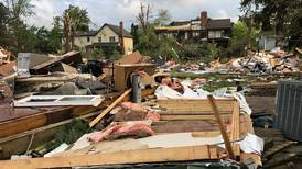 'Tremendous amount of damage': 1 critically hurt in Naperville after tornado