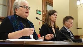 GOP lawmakers react to legislative watchdog's resignation