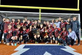 High school sports roundup for Tuesday, Oct. 26: Timothy Christian, Wheaton Academy soccer advance to state
