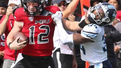 Photos: NIU football hosts University of Maine