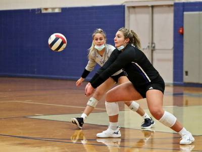 Area roundup: Newman volleyball tops Princeton in battle of TRAC East unbeatens