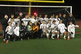 Boys Soccer: Timothy Christian takes advantage of its chance, wins sectional championship in 2OT