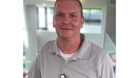 Morris Hospital recognizes Jon Wiechen for excellence in engineering technology