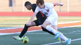 Photos: DeKalb and Crystal Lake Central meet on the pitch