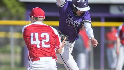 Photos: DIxon hosts Oregon baseball