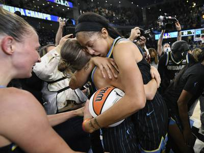 Our View: Chicago, celebrate a new champion: the WNBA Sky