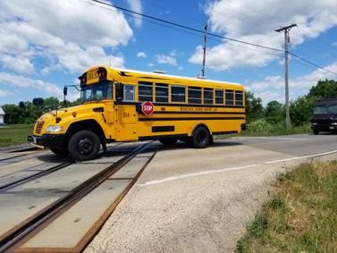 Woodstock School District 200 yanks earlier school start times from consideration while bus driver shortage looms