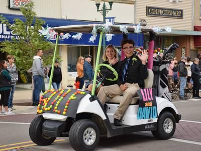 Photos: Sycamore Homecoming Parade