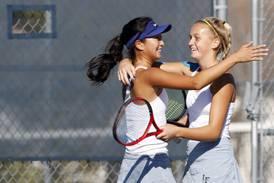Photos: Girls State Tennis on Saturday