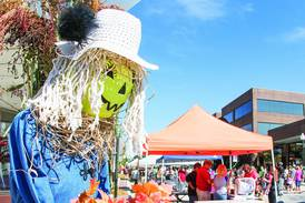 Scarecrow Festival will be on Dixon Riverfront