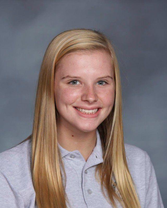 Senior Spotlight>Grace Maschmann (St. Bede Academy)