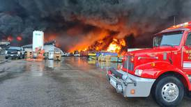Local fire departments send MABAS teams to help fight massive Chemtool fire in Rockton