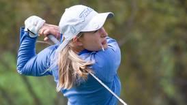 Girls golf: Burlington Central's Maya Gusciora advances to state in playoff