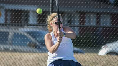 Photos: Sterling vs. Sycamore tennis