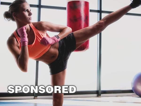 Try Studio Kickboxing at the Dixon Family YMCA