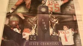Hall's 2001 state champions mark 20th anniversary: 'It doesn't seem that long ago'