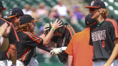 Photos: Plainfield East Baseball win 4A semifinal; headed to the finals