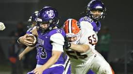 Live coverage: Dixon vs. Rock Falls football
