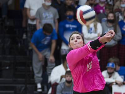 Volleyball: Newman wins TRAC East title after pulling out back-and-forth match vs. Princeton
