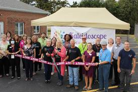 Kaleidoscope Healing Arts welcomed