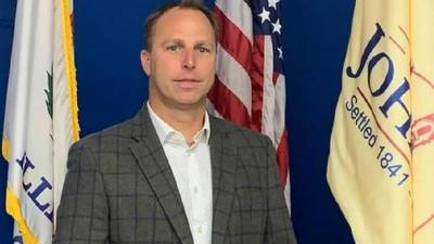 James Barrett declines Johnsburg village trustee seat after election, will serve on District 12 school board